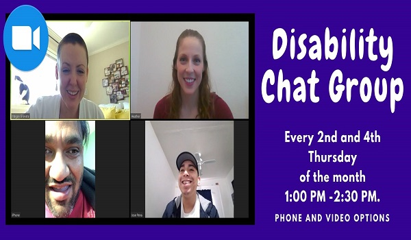 Disability Chat Group 2